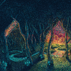 """Portals"" by James R. Eads"